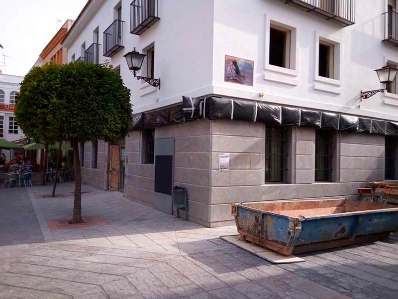 Caixa Bank Ayamonte 2